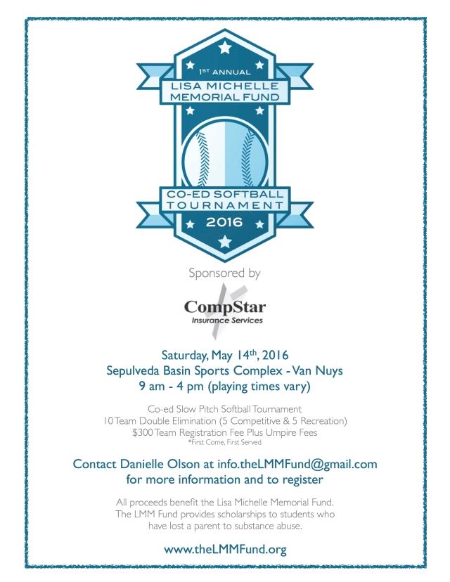 Tournament Flyer w. Sponsor